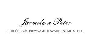 Svadobné Oznámenie JSO17