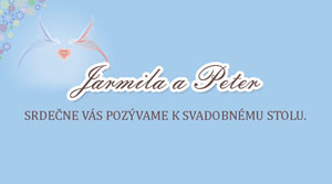 Svadobné Oznámenie JSO21