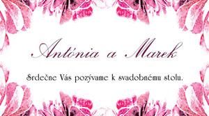 Svadobné Oznámenie KSO1
