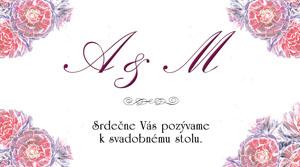Svadobné Oznámenie KSO2