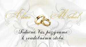 Svadobné Oznámenie LSO40