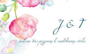 Svadobné Oznámenie LSO64