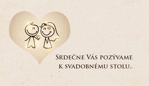 Svadobné Oznámenie NO34
