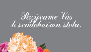 Svadobné Oznámenie NO3