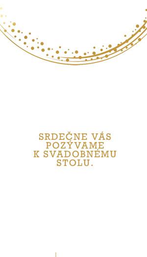 Svadobné Oznámenie SFOT21