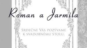 Svadobné Oznámenie SSO23