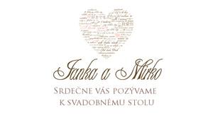 Svadobné Oznámenie SSO41