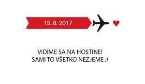 Svadobné Oznámenie SSO52